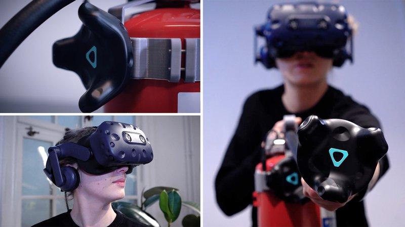 VIVE VR Hardware